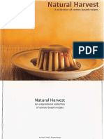 Natural Harvest - A Collection of Semen-Based Recipes