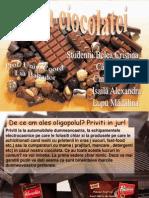 Piata ciocolatei