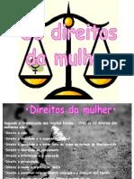 Os Direitos Da Mulher
