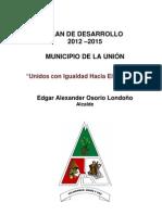 Proyecto_PDM_Unión_2012-2015