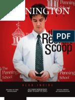 Pennington Magazine, Spring 2012