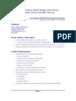 Um Pl2303 Driver Installer Manual v1.5.0