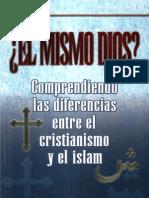 Timothy George - ¿El Mismo Dios-Las diferencias entre el cristianismo y el Islam