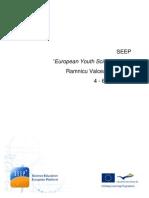 Agenda Romania EYSD