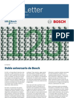 2011.01 Newsletter Bosch Communication Center ES