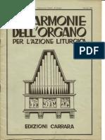 Le Armonie Dell'Organo '560001