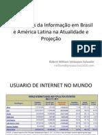 Tecnlogías da Informação em Brasil e América Latinav3
