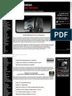 PC- Work Station Specialists Workstation 3d Studio Max