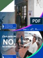 Afiches Violencia Sexual - Ipas Bolivia