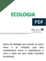 ECOLOGIA 2012