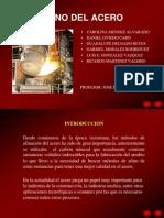 Afino Del Acero Presentacion