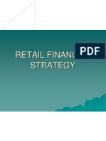 Retail Financial Strategy