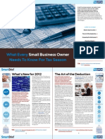 Smart Brief - Tax for Small Businesses