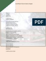 Formato Para Elaboración del Plan de Tesis de Grado de Abogado