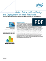 Intel Cloud Builders VDC March 2012