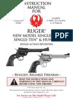 New Model Super Single Six