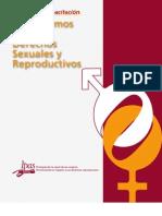 """Manual """"Defendamos nuestros Derechos Sexuales y Reproductivos"""" - Ipas Bolivia"""