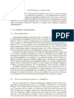MODELOS DE LA COMUNICACIÓN -MIGUEL RODRIGO ALSINA