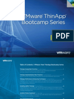VMW ThinApp BootCamp