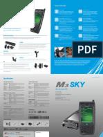 M3SKY Brochure En