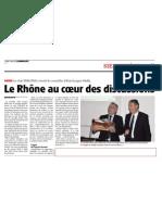 Article Nouvelliste - Club PME PMI de Sierre - Rhône 3