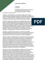 DATOS CUALITATIVOS- Registro y sistematización de información cualitativa