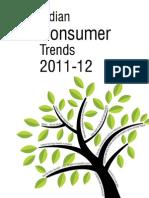 Indian Consumer Trend 2011-12