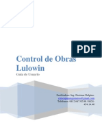Manual de LULOWIN (Prof.dorimar Delpino)