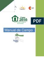 Manual Del Censo Socioeconomico de Comunidad Indigena de Sutiaba