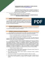 Ayuntamiento - Bases Generales Bolsas de Empleo 2012
