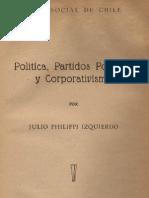 Política Partidos y Corporativismo
