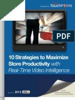 10 Strategies to Maximize Store Productivity