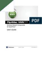 Flip4Mac WMV User Guide