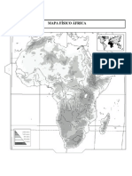 Mapa Mudo Fisico Africa2