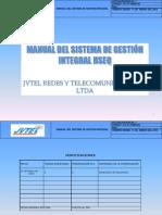 Sistema Gestion Integral