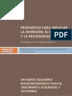 AMLO - Programa Económico
