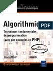 Algorithmique - Techniques Fond Amen Tales de Program Mat Ion (Exemples en PHP)
