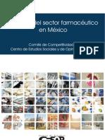 Situacion Del Sector Farmaceutico en Mexico