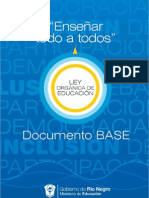 Debate Ley Documento Base