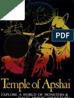 DUNJONQUEST - Temple of Apshai