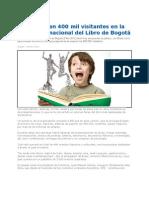 Feria Internacional Del Libro 400 Visit Antes 2012