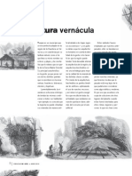 La Arquitectura Vernacula