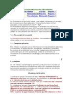 Determinación de Carbonatos y Bicarbonatostfdgh