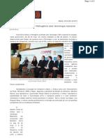 Coppe lança Ônibus a Hidrogênio com tecnologia nacional