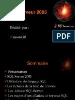 SQL Serveur 2005