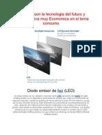 Tecnologia Leds Alternativa Economica Para Futuro 2012