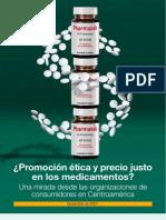 Promocion Etica y Precio Justo en Los Medicamentos en Cent Roam Eric A