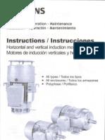 Manual de Instal y Mtto Siemens