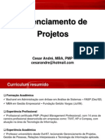 Gerenciamento de Projetos - 2Sem