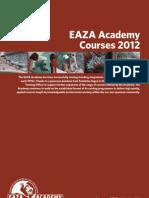EAZA Academy Prospectus 2012_HR